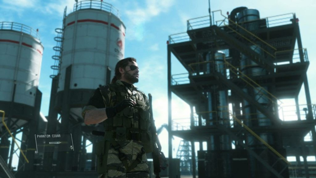 Phantom Pain 01
