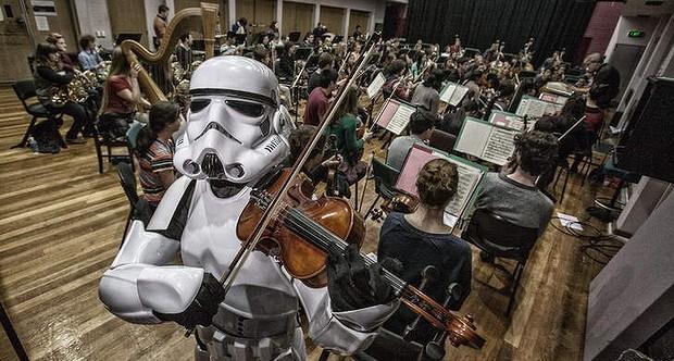 Star Wars müzik