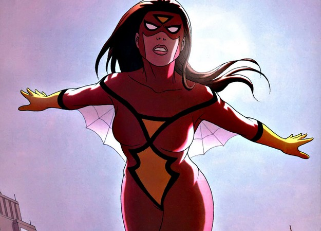 02 Spider-Woman