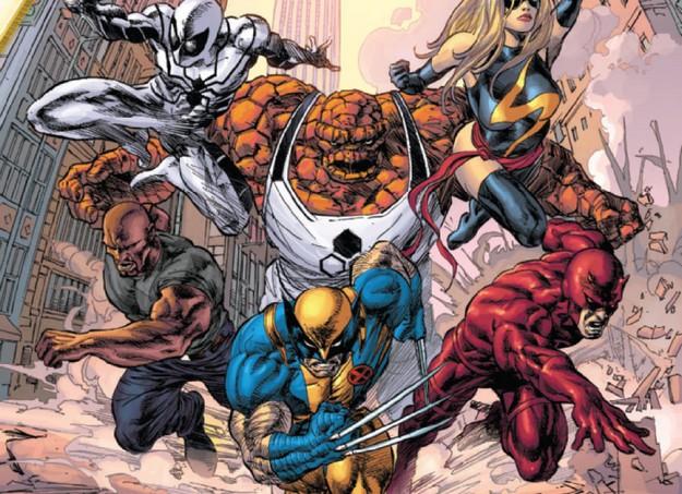 04 New Avengers