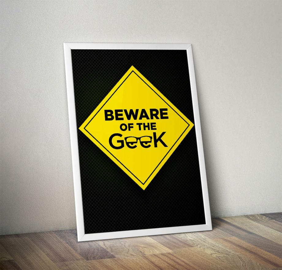 Geek Posteri