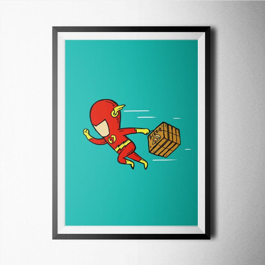 Flash Posteri