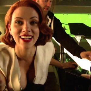 Age of Ultron Bloopers