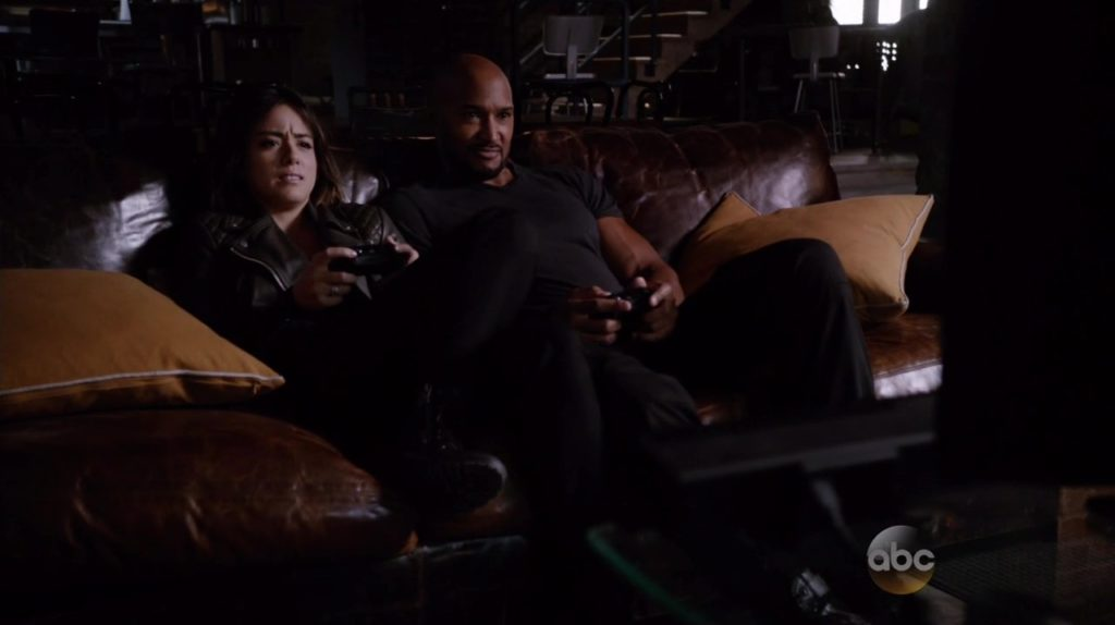 Agents of SHIELD S03E03 Skye Mack Xbox