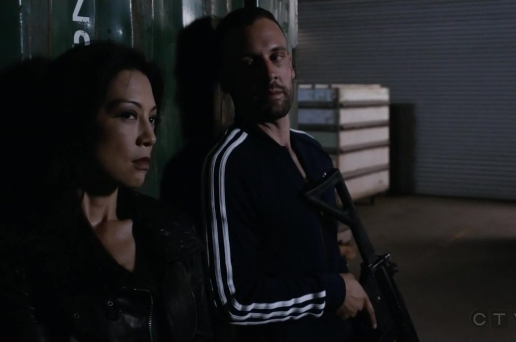 Agents of SHIELD S03E04 Hunter May