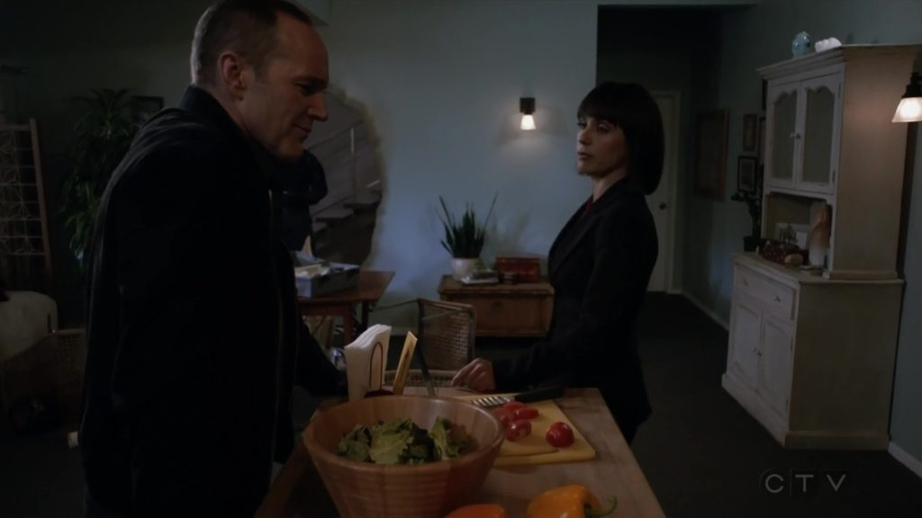 Agents of SHIELD S03E04 Rosalind Coulson