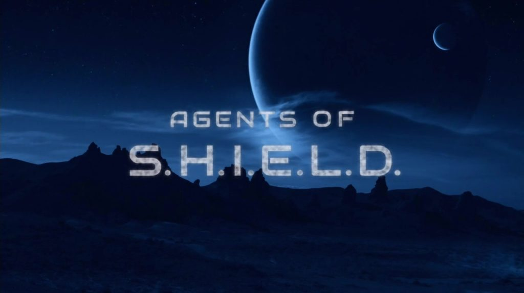 Agents of SHIELD S03E05 Logo
