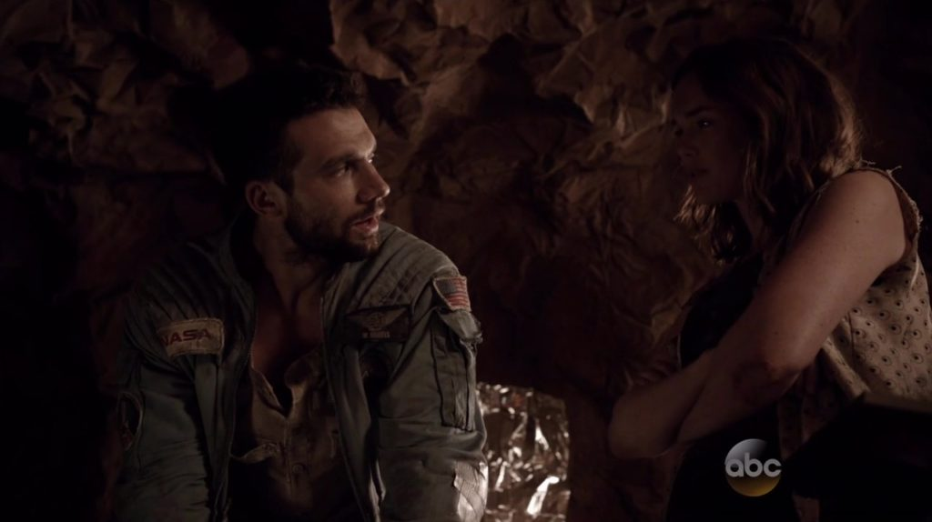 Agents of SHIELD S03E05 Simmons Will