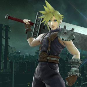 Cloud Smash Bros