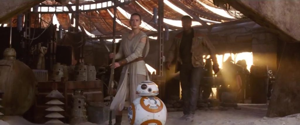 Force Awakens Japon Fragman 2