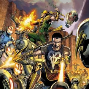 Iron Fist Punisher