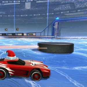 Rocket League Snow Day
