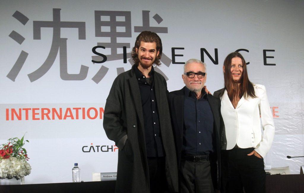 Scorsese Garfield Silence