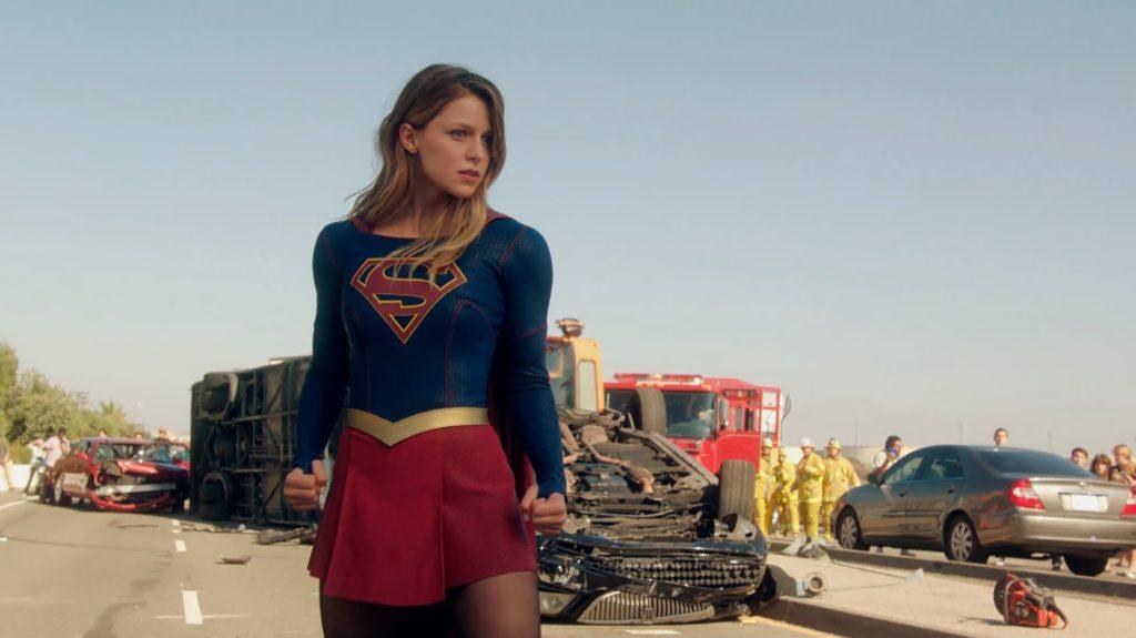 Supergirl S01E02 Kara