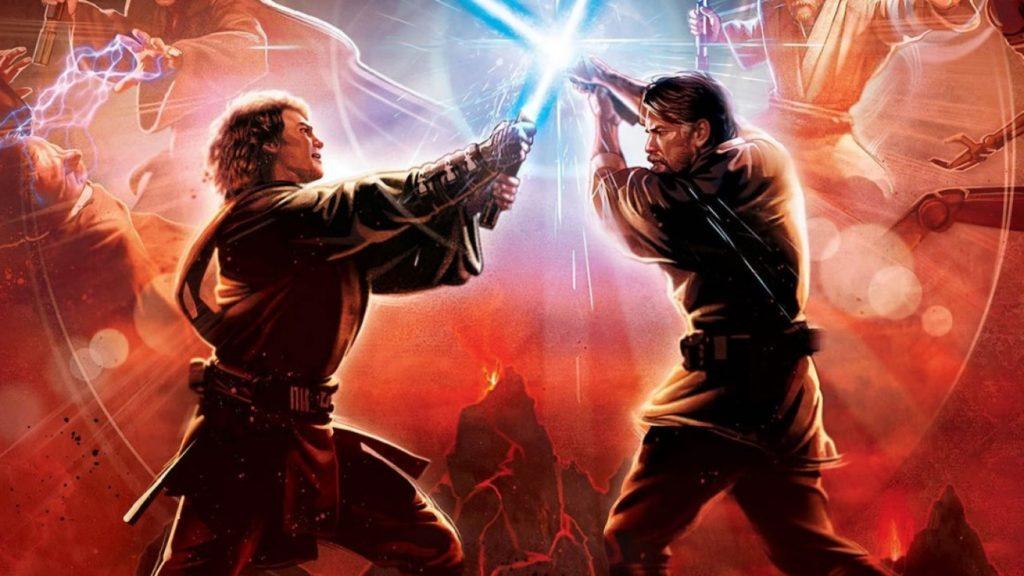 03 Anakin vs Obi WAn