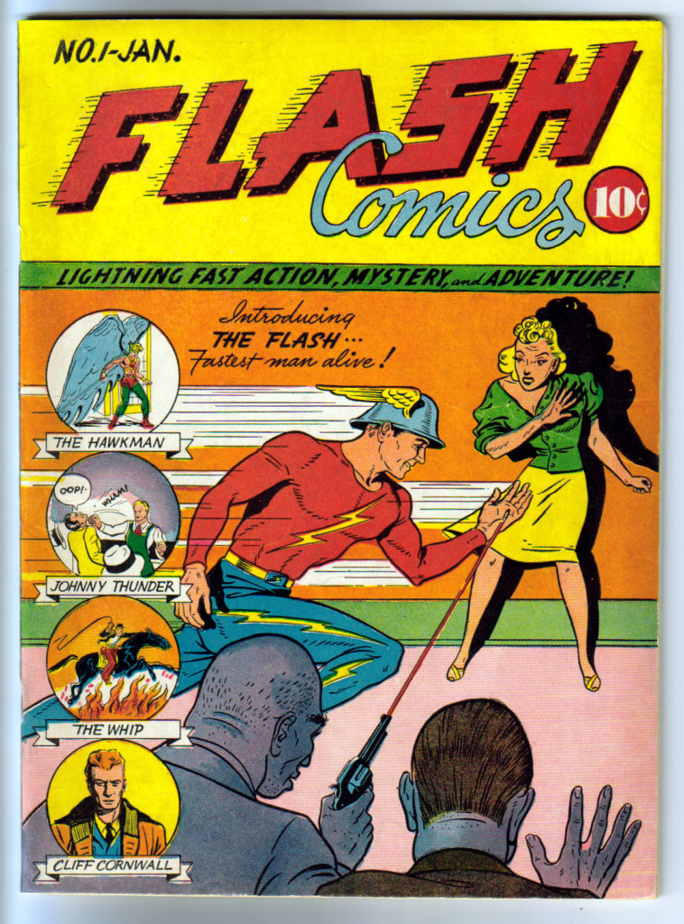 03 Flash Comics
