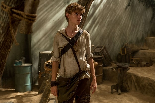 THE MAZE RUNNER TM and © 2013 Twentieth Century Fox Film Corporation.  All Rights Reserved.  Not for sale or duplication.