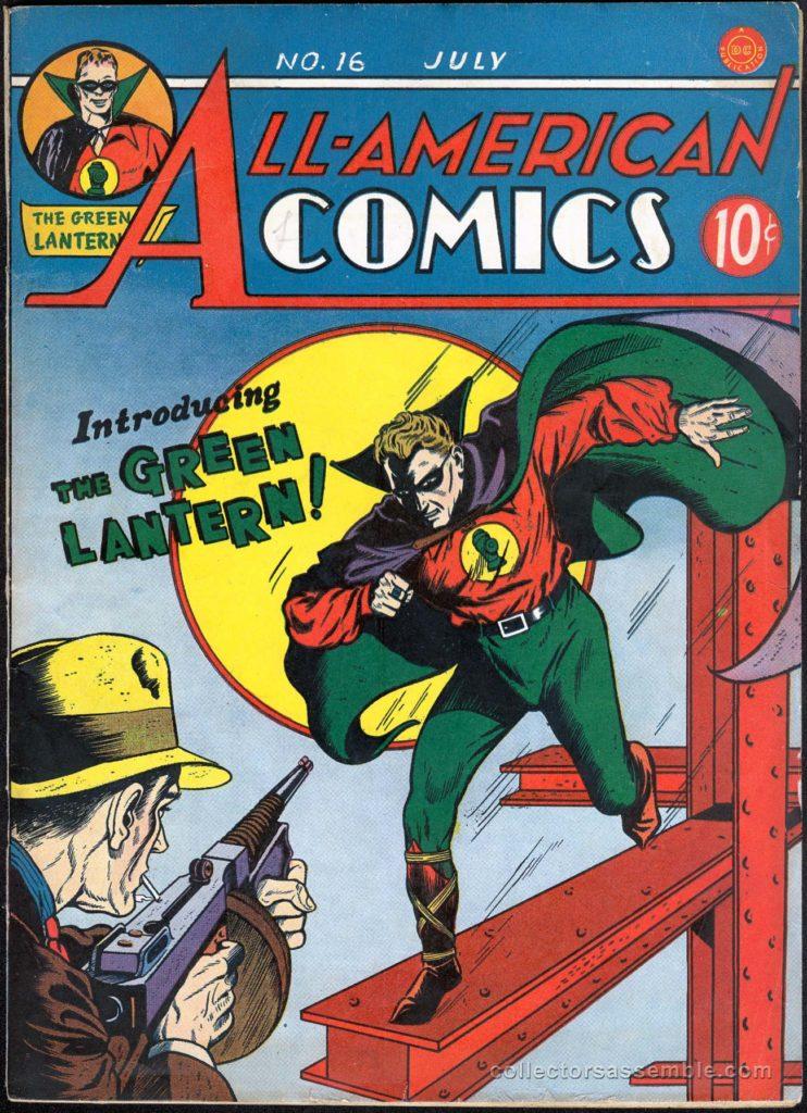 04 All American Comics