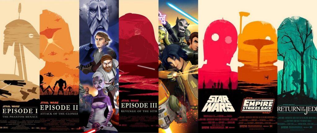 05 Marathon Order - Star Wars Hangi Sırada