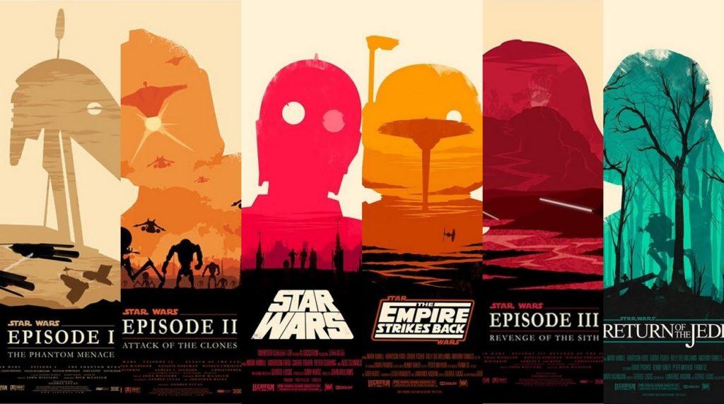 06 Çift Dikiş Order - Star Wars Hangi Sırada