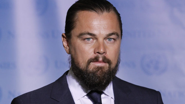 Leonardo DiCaprio Named UN Messenger Of Peace