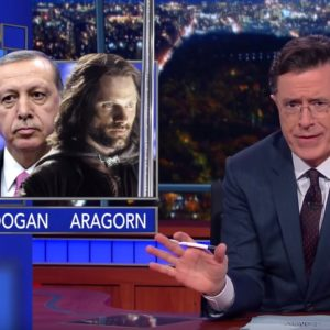 Colbert Erdogan