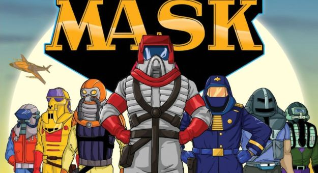 Hasbro-MASK