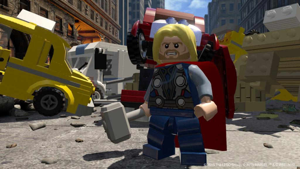 02 Lego Marvel Avengers
