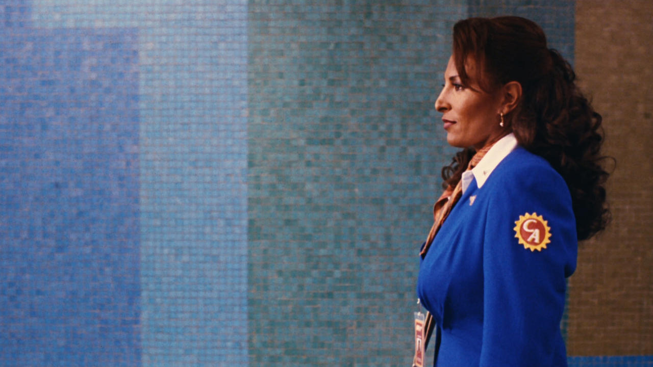 Jackie Brown opening Pam Grier