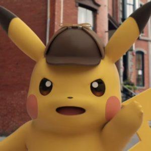 Pikachu Sherlock