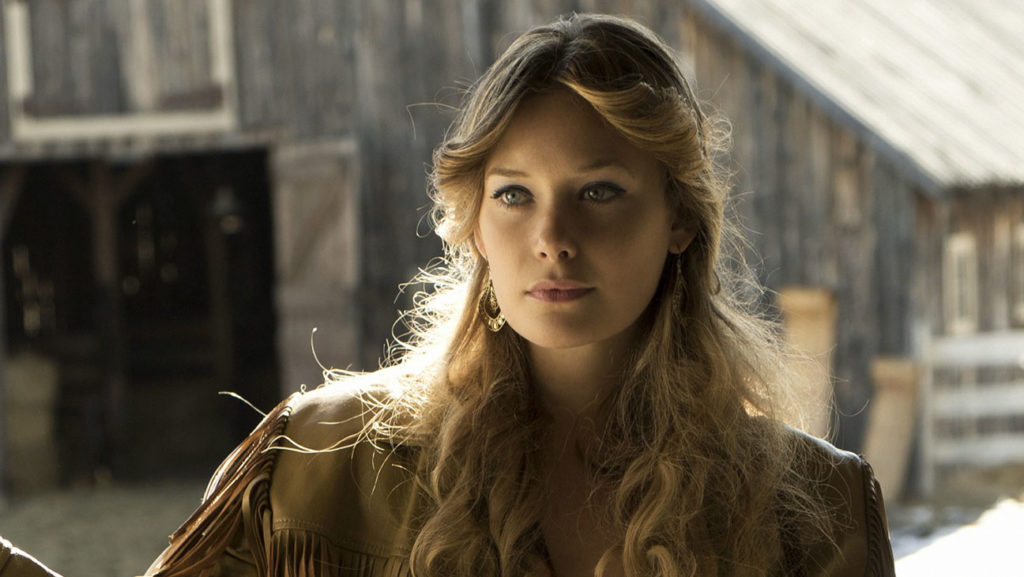 "FARGO -- ""The Gift of the Magi"" -- Episode 205 (Airs November 9, 10:00 pm e/p) Pictured: Rachel Keller as Simone. CR: Chris Large/FX"
