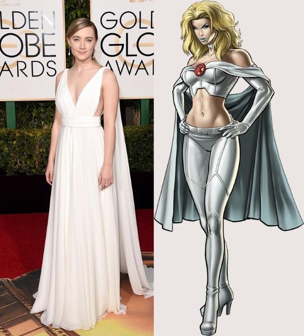 Saoirse Ronan - Emma Frost