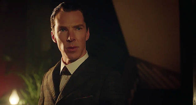 Sherlock The Abominable Bride 1
