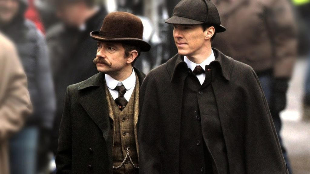 Sherlock The Abominable Bride 4