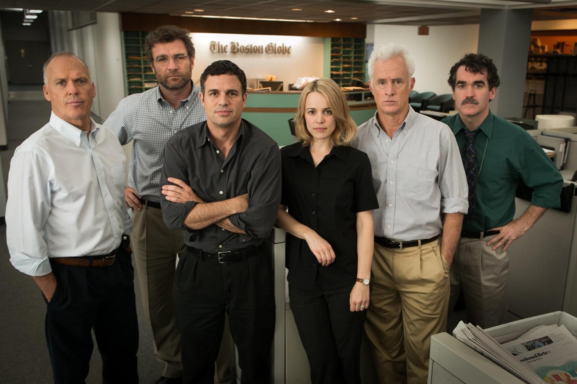 2016 Oscar Yarışı İncelemeleri #3] SPOTLIGHT: Filme Düzlük Konusunda Özel  Ödül Vermek Gerek… – Geekyapar!