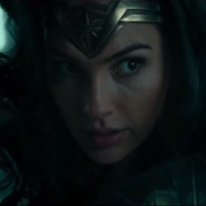 Wonder Woman DC Footage