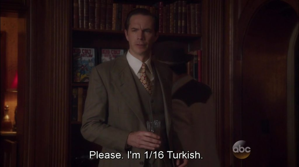 Agent Carter Jarvis Türk