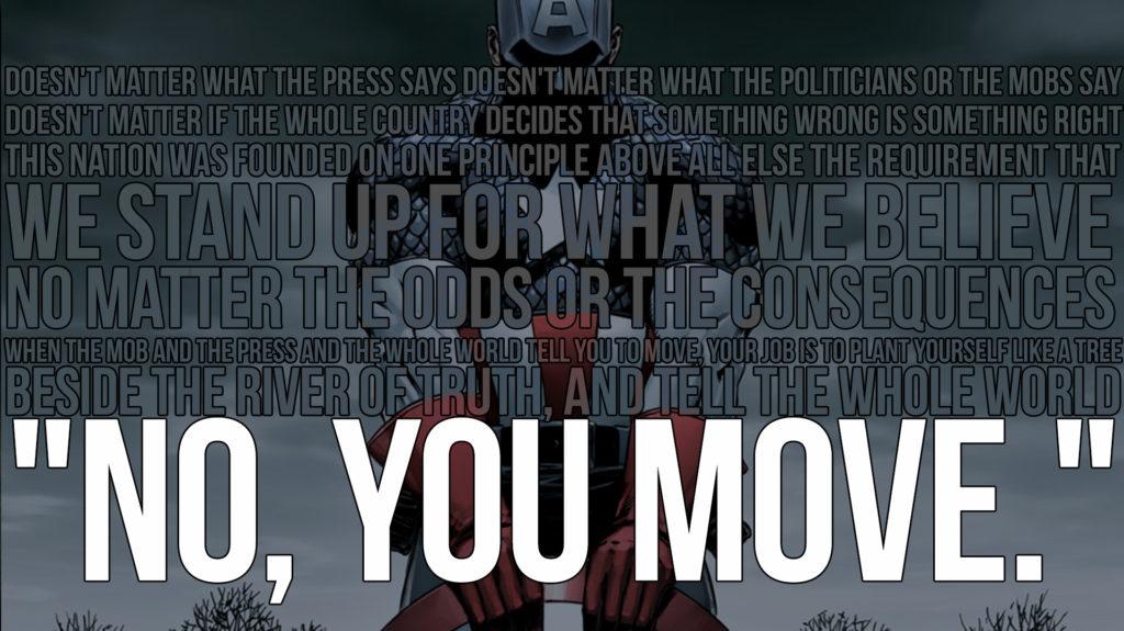 10 Captain America