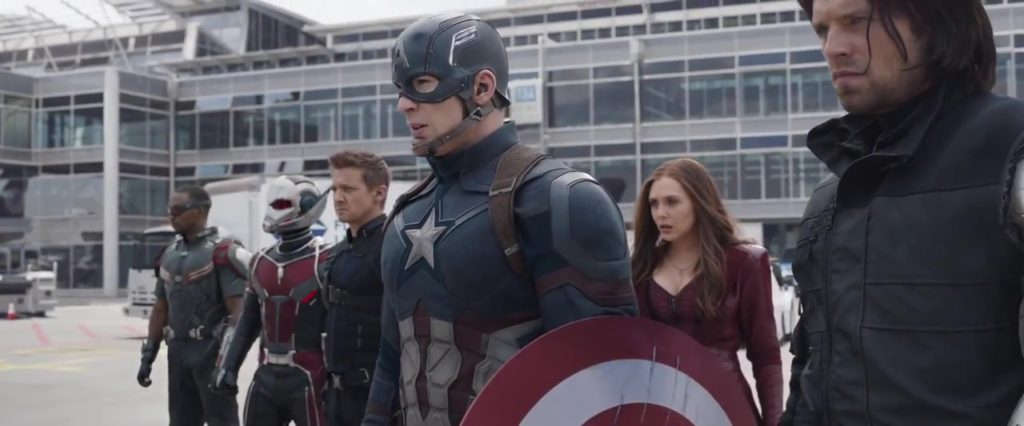 Civil War TV Spot 10