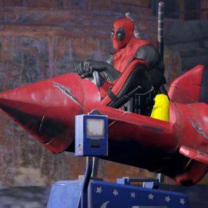 Deadpool Oyun MANS