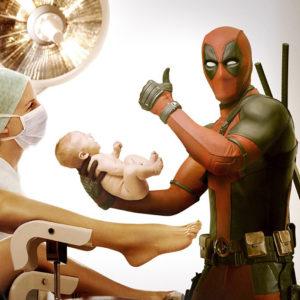 Deadpool bebe