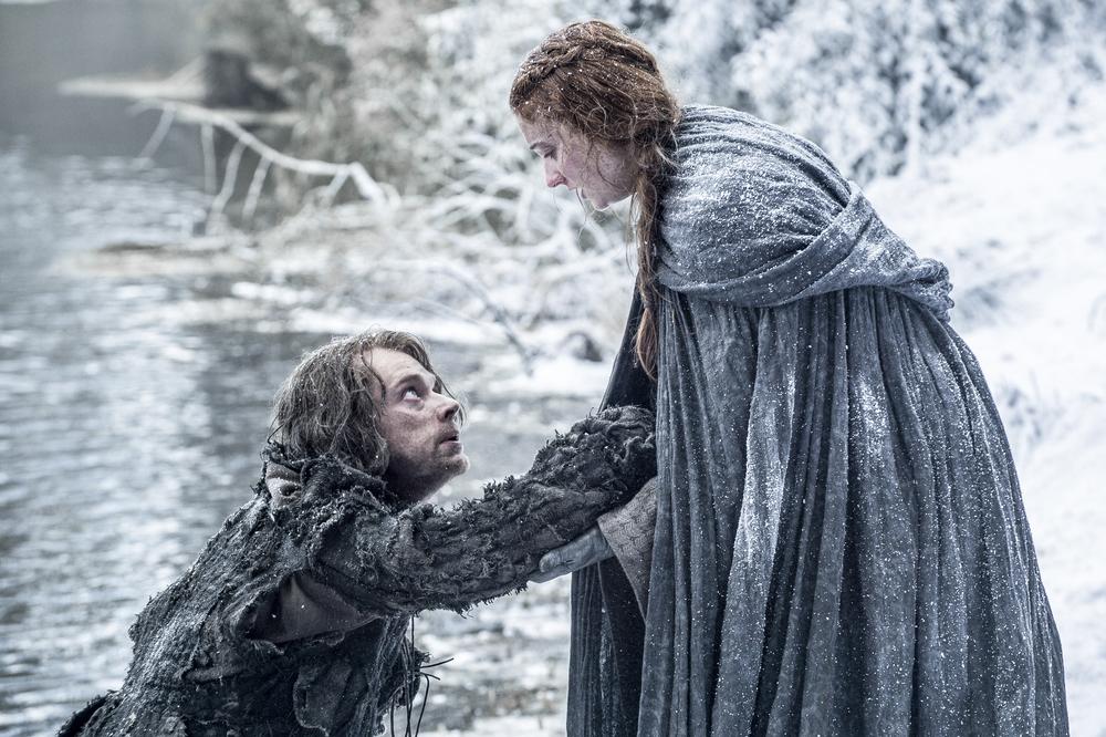 Theon-Sansa