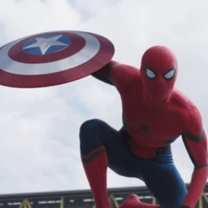 Civil WAr Trailer 2 Spider-Man