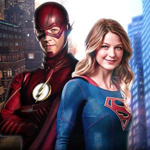 Supergirl The Flash 4
