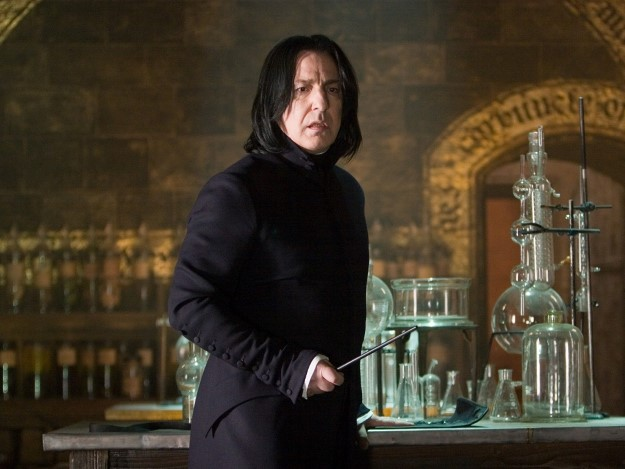 09 Severus Snape