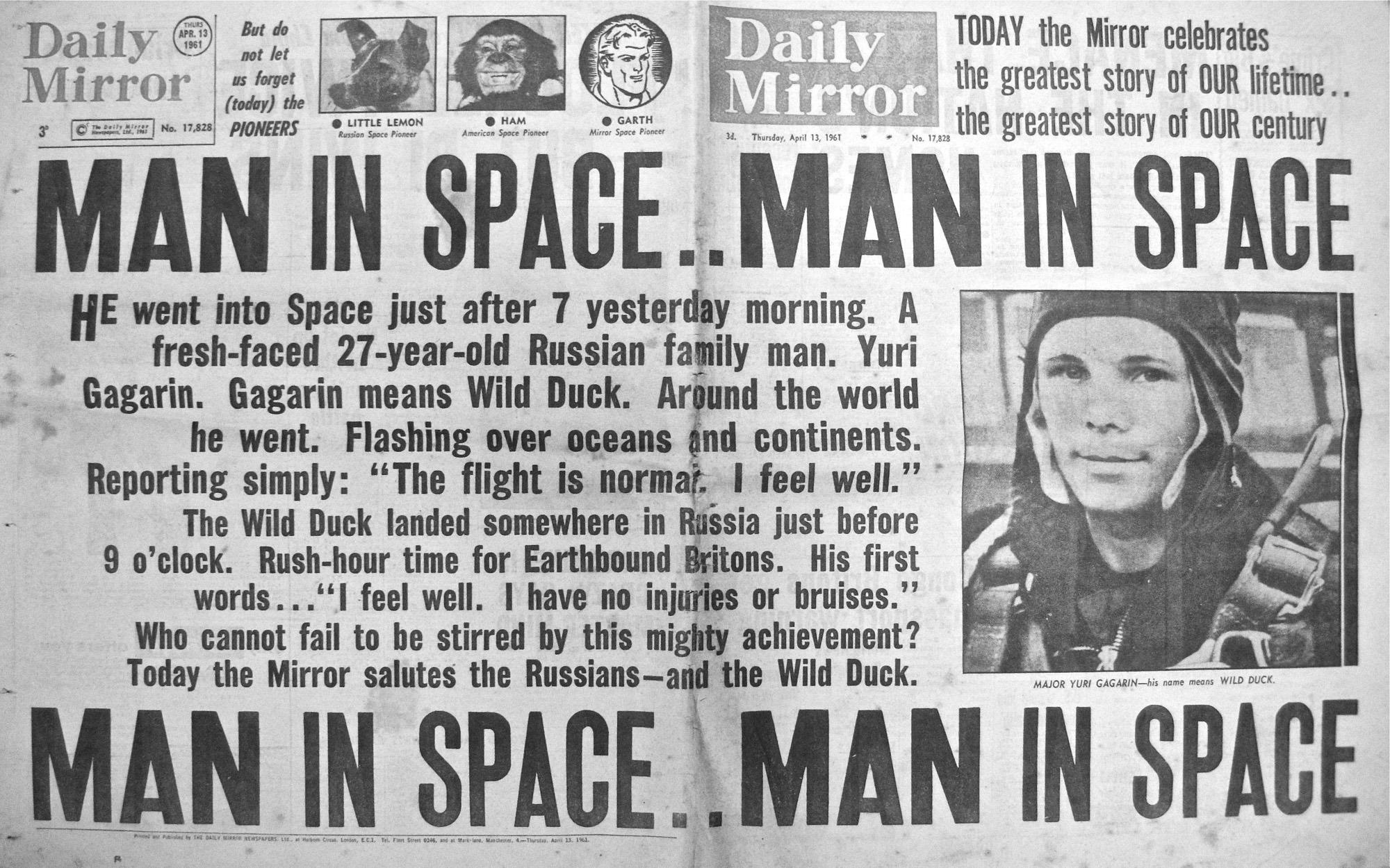 19 - Uzay Yarışı