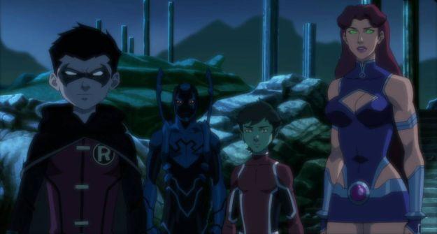 Justice League Vs Teen Titans (2016)_00_43_26_00047
