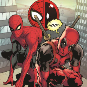 Spider-Man Deadpool