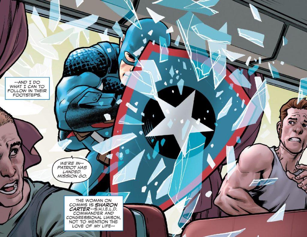 Captain America Hydra 2
