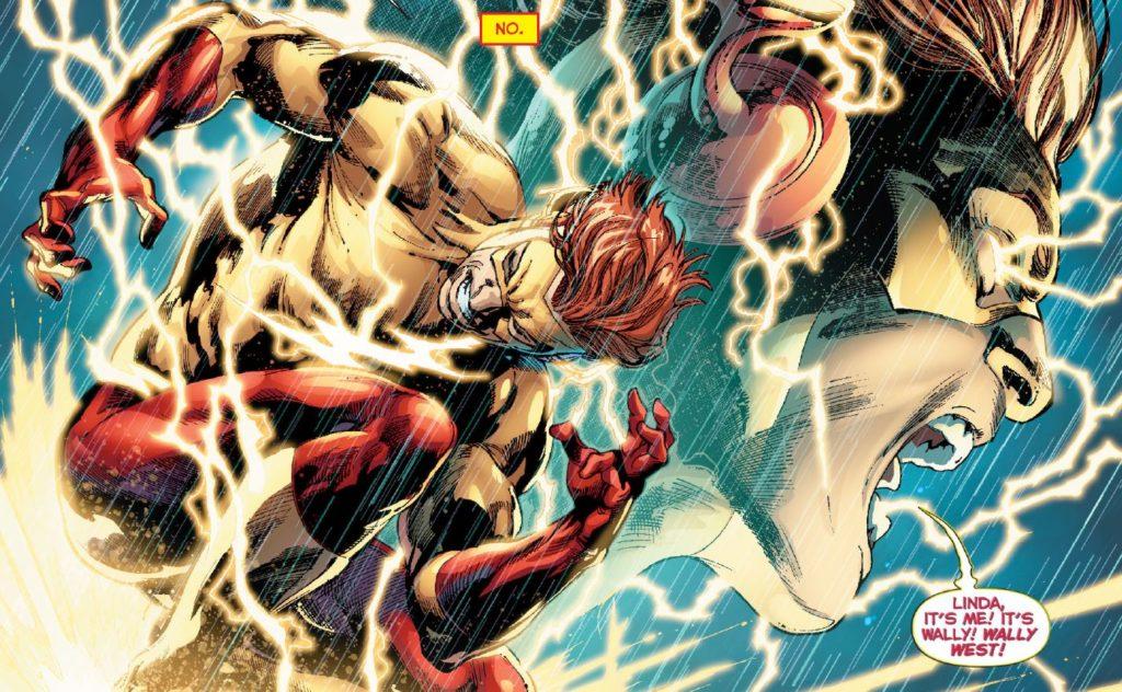 DC Universe Rebirth 4